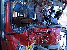 Автокатастрофа на Симбирской