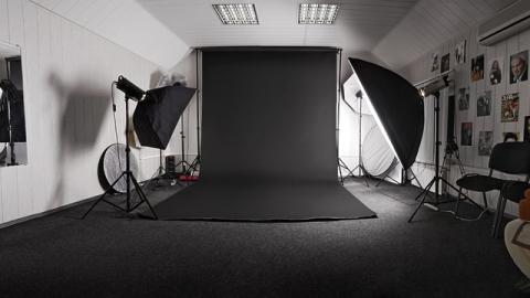 Основные понятия в области студийного освещения