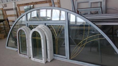 Разница между металлопластиковыми, алюминиевыми и деревянными окнами