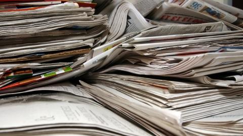 Зачем нужны газеты?
