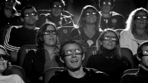 Бизнес идея: Выездной 3D кинотеатр по деревням