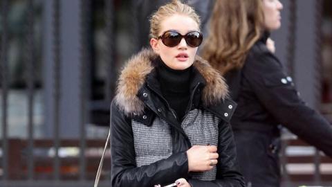Женская куртка-парка, как модный тренд сезона 2015 года