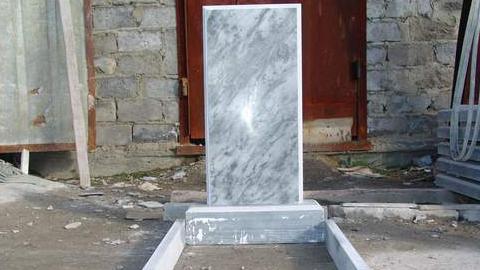 Специфика изготовления памятников из мрамора