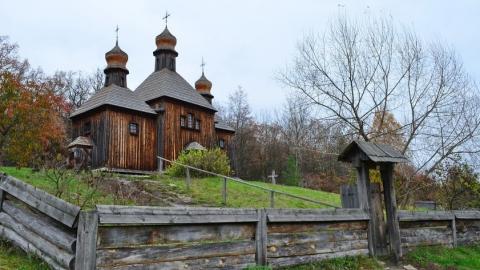 Киевские скансены для туристов столицы Украины