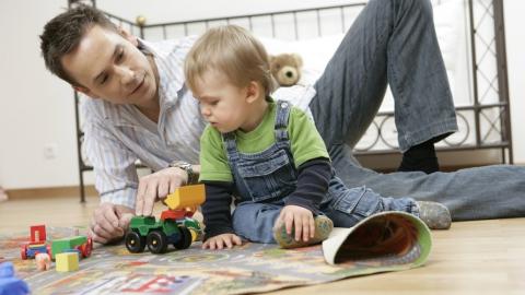 Игры для веселого отдыха детей и их родителей