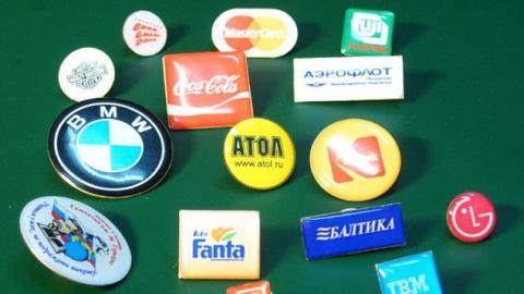 Значки с логотипами на заказ – как их можно использовать?