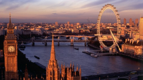 Лондон – невообразимое сочетание удивительного