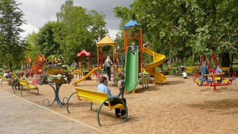 Строительство детских площадок - интересный вид бизнеса