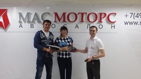 Презентация автосалона Мас Моторс в Саратове