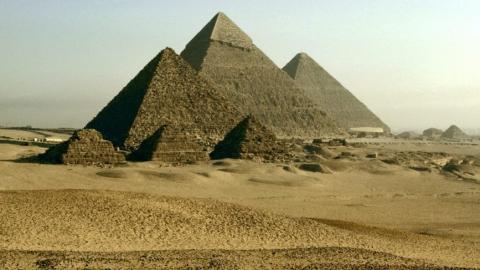 Алгайские пирамиды