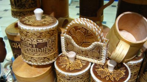 Саратовские сувениры