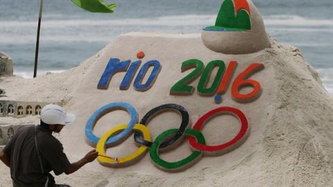 Олимпийское иго