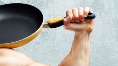 Гнутые сковородки