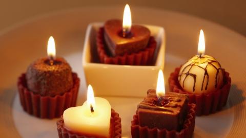 Почему горит шоколад?
