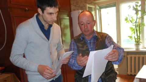 Инвалид войны из Балашова снова просит прокуратуру разобраться в афере с ремонтом
