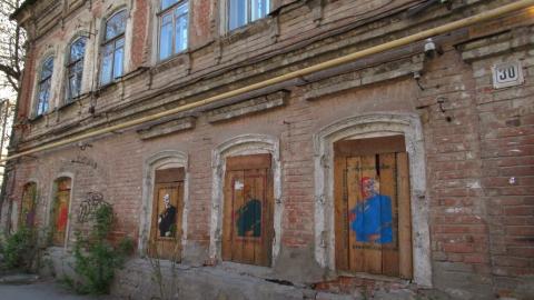 Опубликован план спасения Дома Гектора Баракки в Саратове