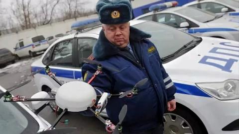 Проект ГИБДДрон: потянет ли Саратов закупку патрульных-беспилотников?