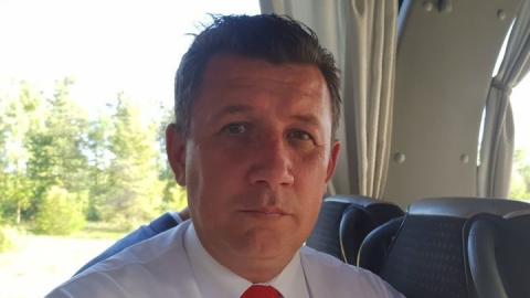 Александр Янклович замахнулся на лодочников