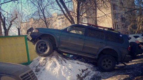 Обрадуются ли саратовцы запрету на эвакуацию машин зимой?