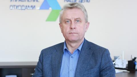 Михаил Андреев: «Мы помогли мусоровывозящим компаниям наладить систему вывоза ТКО»
