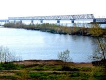 Старый мост демонтируют