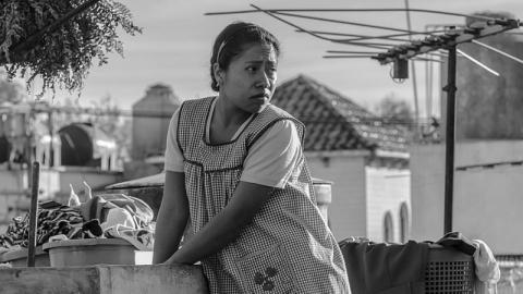 Прекрасная «Рома» Альфонсо Куарона