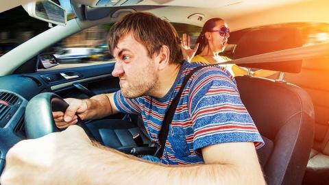 Миллионы водителей рискуют получить черную метку после введения новых правил