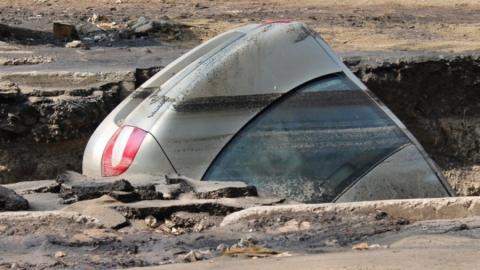На мониторинг качества дорог выделят больше денег, чем на их ремонт