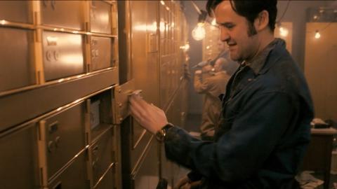 Как в кино:  в Энгельсе ограблен коммерческий банк