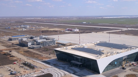 500 саратовцев уже приняты в штат аэропорта «Гагарин»