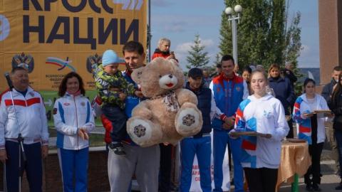 Более трех тысяч саратовцев приняли участие в «Кроссе нации»