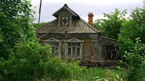 Забытое село