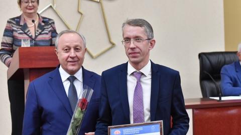 Губернатор наградил АО «Апатит» за высокую социальную эффективность