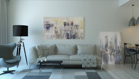 Отличительные особенности модульных гостиных