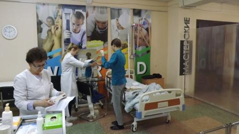 Третий день в Саратове проходит чемпионат рабочих профессий