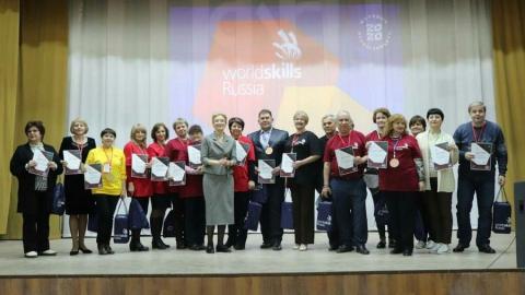 Торжественная церемония закрытия V регионального чемпионата «Молодые профессионалы» (WorldSkills Russia) Саратовской области
