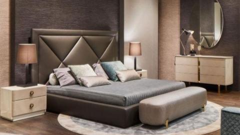 Итальянская мягкая мебель Alberta – роскошь, эксклюзив, современность