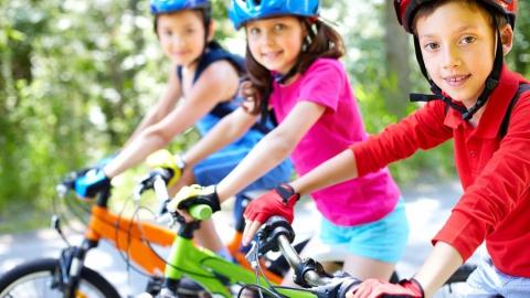 Выбор велосипеда для ребенка - на что обратить внимание?