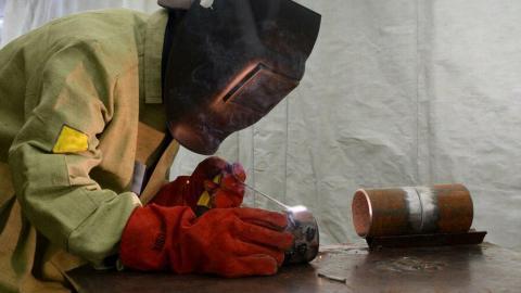 Опасности при проведении сварочных работ и как повысить безопасность