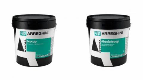 Краска Cap Arreghini - итальянское качество
