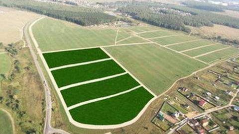 Из-за кризиса выросла активность на рынке земельных участков в Подмосковье