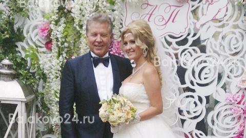 Павел Ипатов женился