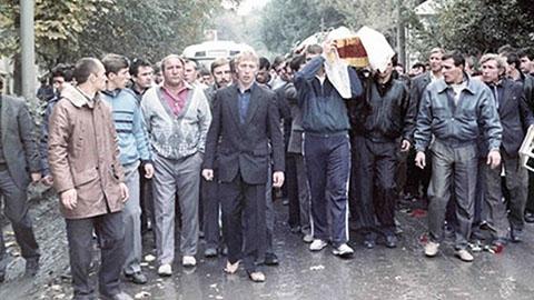 Расстрел Чикуна:  убийство, ставшее легендой