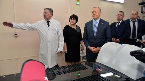 Качественно новый подход  в лечении онкологии