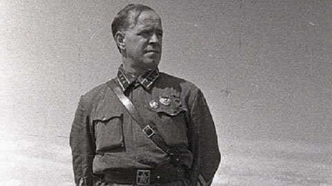 Именная высота маршала Жукова