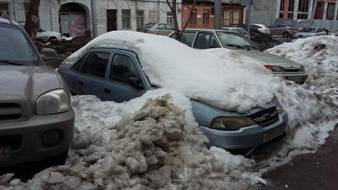 Зима в Саратове признана аномальной