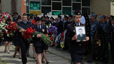 В Грозном погибли полицейские из Саратова