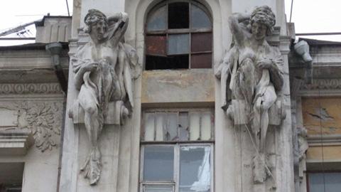 В Саратове горел дом инженера Яхимовича