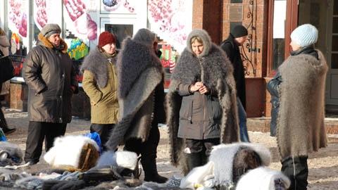 Саратовские власти воюют с блошиным рынком