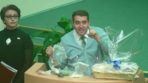 Корзинка не для пикника с Соколовой